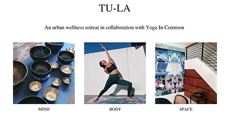 TULA Urban Retreat with MASE Lifestyle tickets