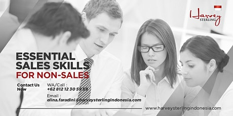 Essential Sales Skills for Non-Sales tickets