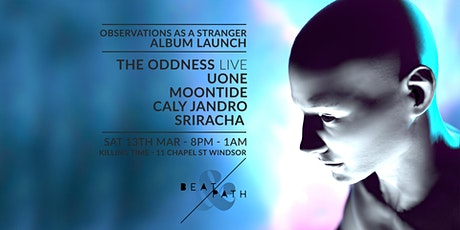 Beat & Path - The Oddness - Observations as a Stranger Album Launch tickets