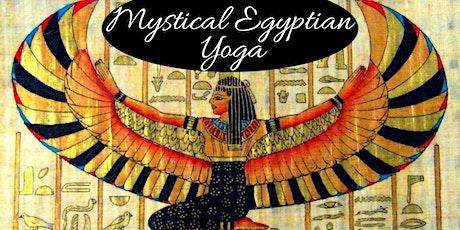 Mystical Egyptian Yoga tickets