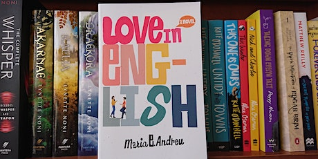 May Teen Book Club - LOVE IN ENGLISH tickets