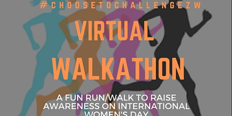 International Women's Day Virtual Walkathon tickets