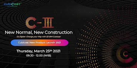 Cubicost New Product Launch biglietti