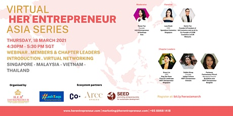 HER Entrepreneur Asia Series 4 tickets