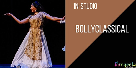 In-Studio BollyClassical Dance Workshop With Sanjana tickets