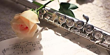 Friday Music Presents: Kim Falconer (flute) & Alan Hicks (pianoforte) tickets