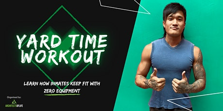 YardTime Workout - 30th March tickets