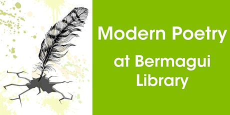 Modern Poetry @ Bermagui Library tickets