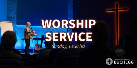 13:30 Worship Service on 07/03/2021 tickets