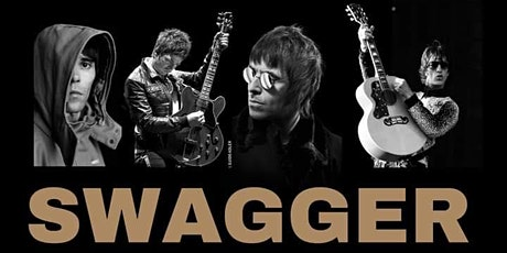 Andy O'Brien  Swagger tickets