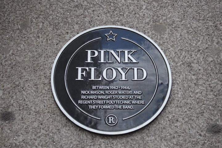 Pink Floyd – A Virtual Tour Of London image