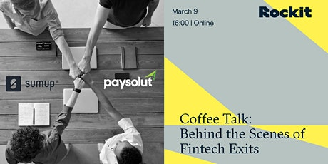 Coffee Talk: Behind the Scenes of Fintech Exits tickets