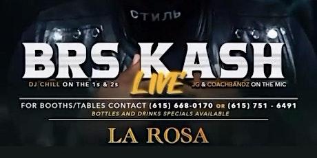 BRS KASH: THROAT BABY LIVE IN NASHVILLE tickets
