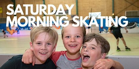 Saturday Morning Skating -  6 March 2021 tickets