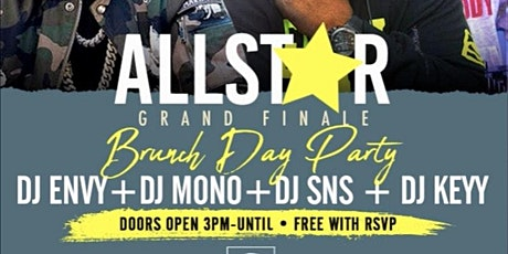 BIG GAME WEEKEND  GRAND FINALE BRUNCH/DAY PARTY tickets