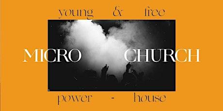 HILLSONG MUNICH –MICRO CHURCH – YOUTH & POWERHOUSE // 07.03.2021 Tickets