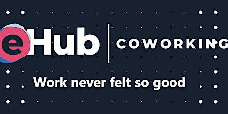 The eHub Coworking Challenge Tickets