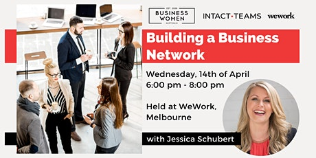 Melbourne, BWA: Building a Business Network tickets