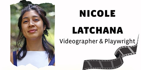 UNLOCK THE ARTS: Chat with videographer & playwright NICOLE LATCHANA tickets