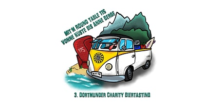 3. Dortmunder Charity Biertasting - digitale Deutschlandreise billets