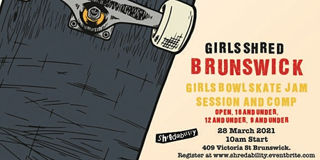 Girl Shred Jam Session and Comp Brunswick tickets