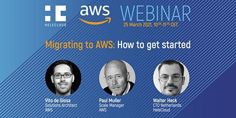 Migrating to AWS: How to get started tickets