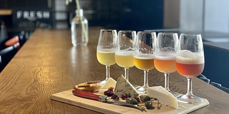 W E E K E N D L O N G T A B L E: Beer + Cheese Masterclass with Nowhereman tickets