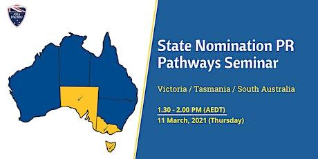 Seminar on State Nomination PR Pathways tickets