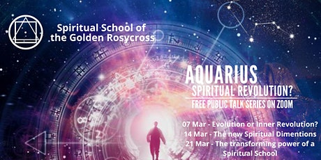 Aquarius, Evolution or Spiritual Revolution? tickets