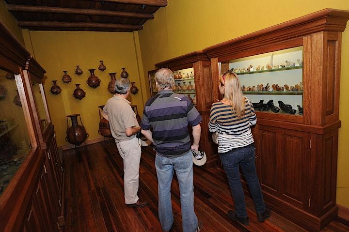 Hacienda Huayoccari: Private Art Collection  + Paso Horse Show image