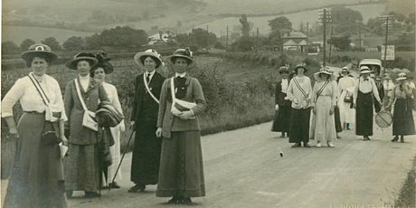 Census 21 - Suffragettes & the Census (International Women's Day Talks) tickets