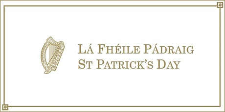 St. Patrick's Day  - Virtual Reception tickets