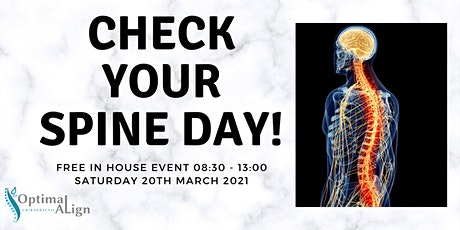 Free Posture Screening Day tickets