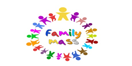 12 noon Family Mass 14th March tickets