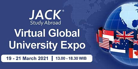 Virtual Global University Expo  2021 tickets
