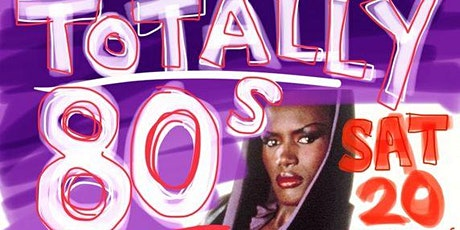 Totally 80s Dance Party! tickets