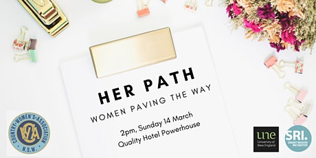 Her Path - Women Paving the Way tickets