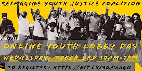 RYJC Youth Lobby Day tickets