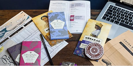Virtual Craft Chocolate Tasting with Cocoa Runners tickets
