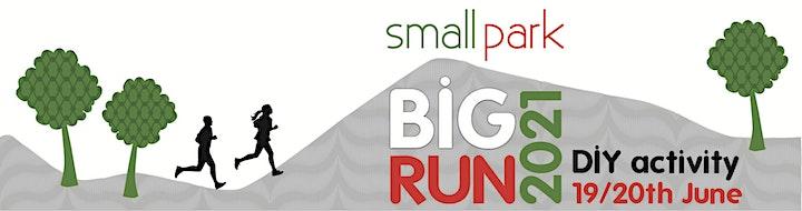 Your small park BIG RUN 2021DIY activity -  Be creative! image