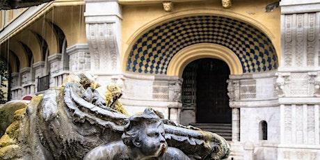 Tour del Quartiere Coppedé  e  di Villa Torlonia: architettura e simbologia biglietti