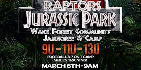 Raptors 7 on 7 Wake Forest / North Raleigh Jamboree tickets