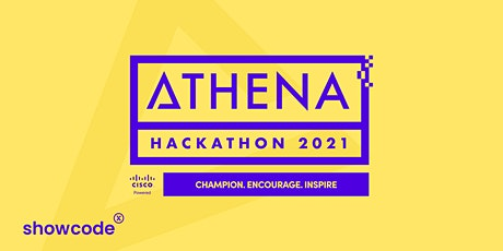 Athena Hack 2021 tickets
