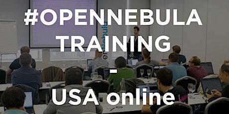 OpenNebula Introductory Tutorial, US Online, September 2021 billets