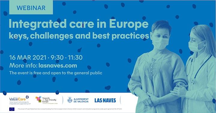 Imagen de Integrated care in Europe: Keys, challanges and best practices