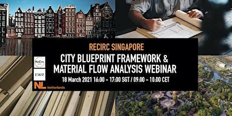 ReCirc Webinar:  City Blueprint Framework & Material Flow Analysis tickets