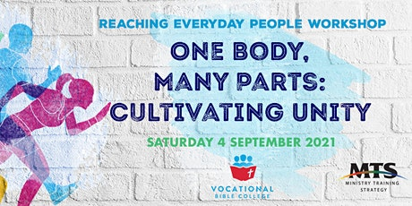 Reaching Everyday People - Sydney Workshop 2021 tickets
