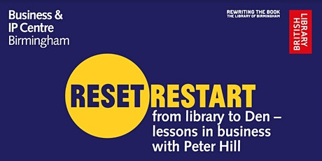 Lessons in business with Peter Hill - Pitching Your Business tickets