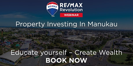 Manukau City Property Investment tickets