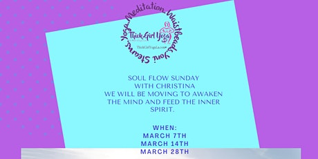 Soul Flow  Self Care Sunday tickets